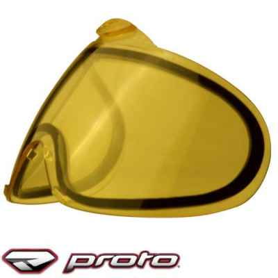 Proto Switch EL / FS / Dye Axis Paintball Thermal Glas (gelb) | Paintball Sports