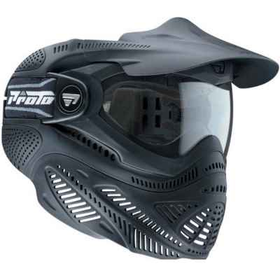 Proto Switch FS Paintball Thermal Maske (schwarz) | Paintball Sports