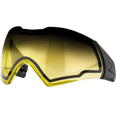 Push Unite Paintball Thermal Maskenglas (Fade gelb / Gradient yellow) | Paintball Sports
