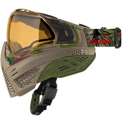 Push Unite Paintball Maske (Predator TAN) | Paintball Sports