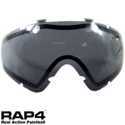 Rap4 Hawkeye Paintball Thermal Maskenglas (rauch / smoke) | Paintball Sports