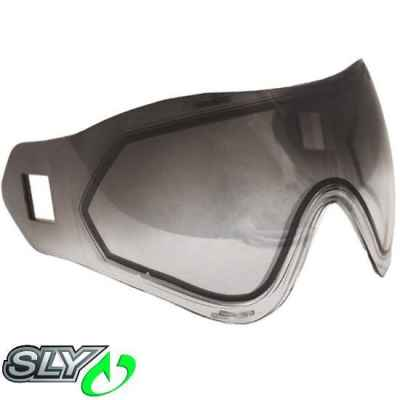 Sly Profit Paintball Thermal Maskenglas (fade smoke) | Paintball Sports