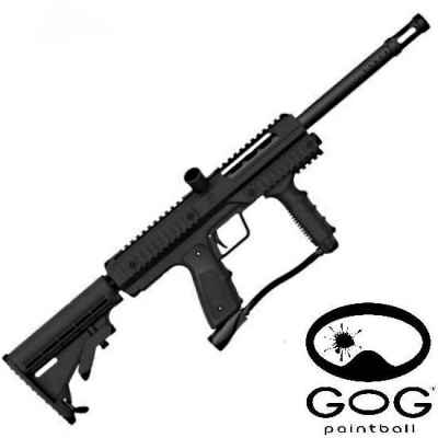 Smart Parts / GoG G-1M Tactical Markierer (schwarz) | Paintball Sports