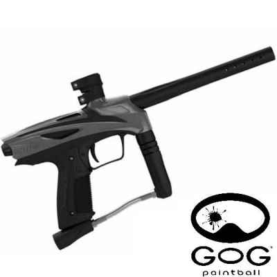 Smart Parts / GOG eNMEy Paintball Markierer (grau/silber) | Paintball Sports