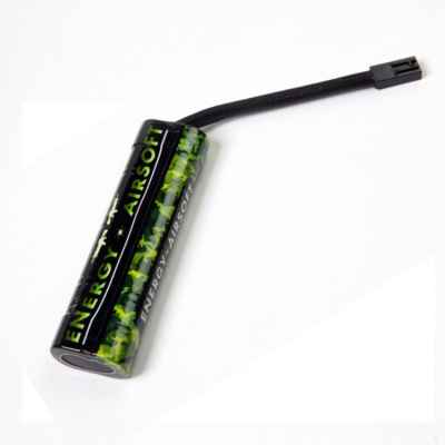 Energy Airsoft Solo 7 NIMH Akku 9,6V 1500 mAh | Paintball Sports