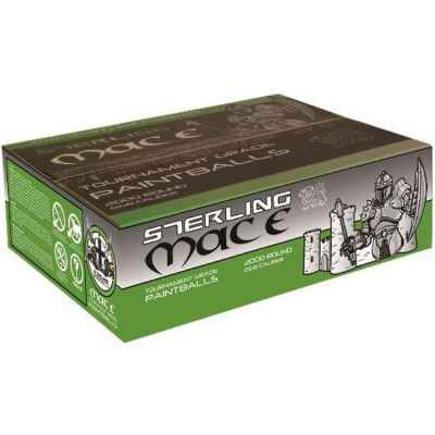 Sterling Mace Premium Turnier Paintballs (2000er Karton) | Paintball Sports