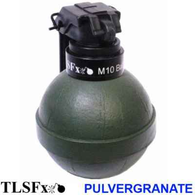 TLSFx Paintball / Airsoft M10 Pulvergranate mit Kipphebel | Paintball Sports
