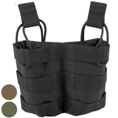 Tasmanian Tiger 2 SGL Mag Pouch BEL M4 MKII | Paintball Sports