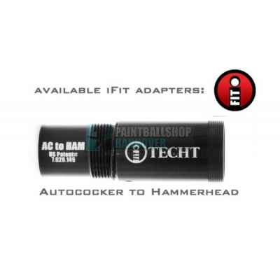 TechT iFit Adapter (Cocker to Hammerhead) | Paintball Sports