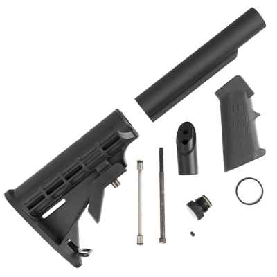 Tiberius Arms T15 Lower ASA Kit incl. Schulterstütze | Paintball Sports