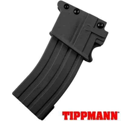 Tippmann A-5 M-16/M4 Air-Thru Magazin (schwarz) | Paintball Sports