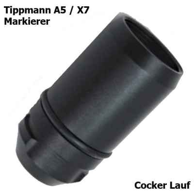 Tippmann A-5 / X-7 Laufadapter Hülse für Cocker Läufe | Paintball Sports