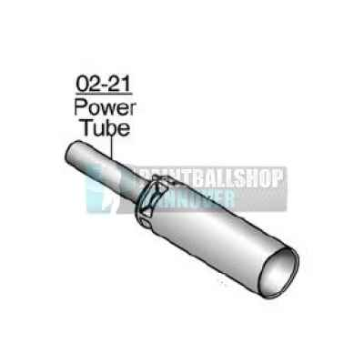 Tippmann A-5 / X-7 Power Tube 02-21 (TA10065) | Paintball Sports