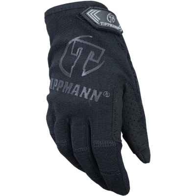 Tippmann Sniper Gloves Tactical Handschuhe (schwarz) | Paintball Sports