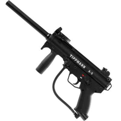 Tippmann A-5 Paintball Markierer (schwarz) | Paintball Sports