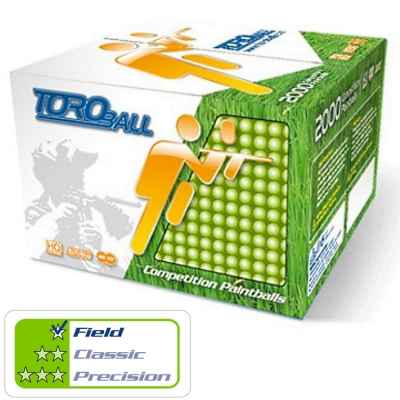 Toro Field Paintballs (2000er Karton) | Paintball Sports