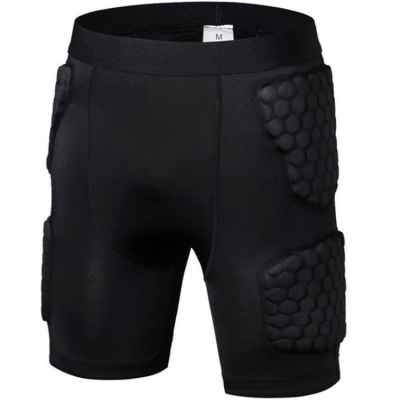 Nano-Series Ultralite Compression Paintball Slide Shorts (schwarz) | Paintball Sports