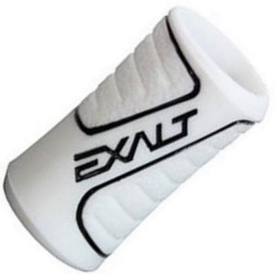 Exalt Regulator Grip / Gummicover für Frontregulator (weiss) | Paintball Sports