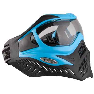 V-Force Grill Paintball Thermalmaske Ltd. Edition Blue/Black | Paintball Sports