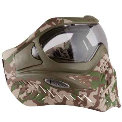 V-Force Grill Paintball Thermalmaske Ltd. Edition (Woodland) | Paintball Sports