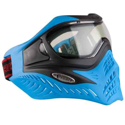 V-Force Grill Paintball Thermalmaske Ltd Edition (blau/schwarz) | Paintball Sports