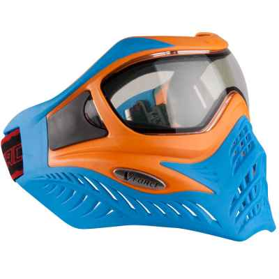 V-Force Grill Paintball Thermalmaske Ltd Edition (orange/blue) | Paintball Sports