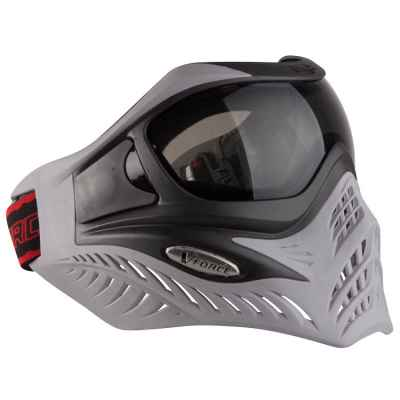 V-Force Grill Paintball Thermal Maske (Charcoal/grau)   Paintball Sports