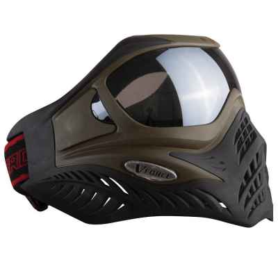 V-Force Grill Paintball Thermal Maske (Olive/Drap) | Paintball Sports