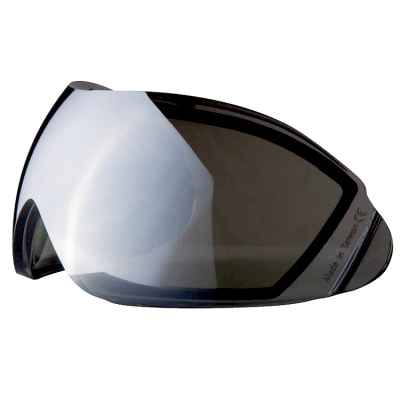 V-Force Grill Thermal Masken glas (silver mirror) | Paintball Sports