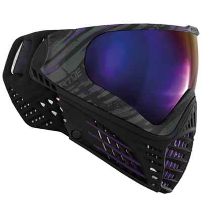 Virtue VIO Graphics Contour Paintball Maske (Amethyst) | Paintball Sports