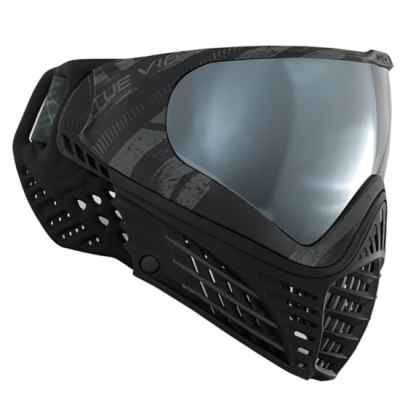 Virtue VIO Graphics Contour Paintball Maske (schwarz) | Paintball Sports