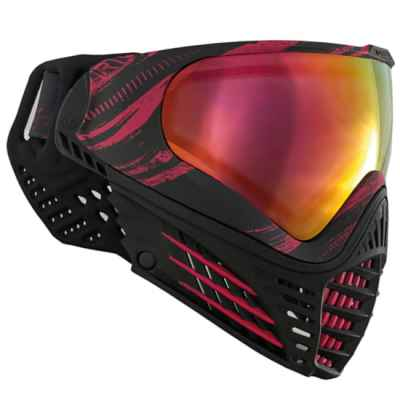 Virtue VIO Graphics Contour Paintball Maske (Fire) | Paintball Sports