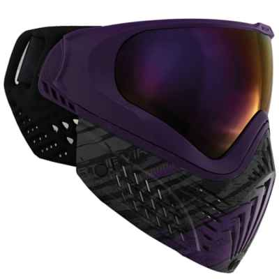Virtue VIO EXTENDED Graphics Paintball Maske (Amythyst) | Paintball Sports