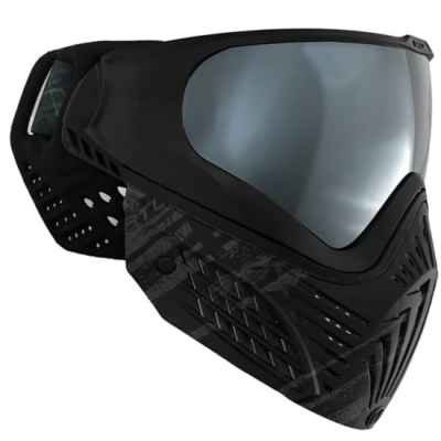 Virtue VIO EXTENDED Graphics Paintball Maske (schwarz) | Paintball Sports