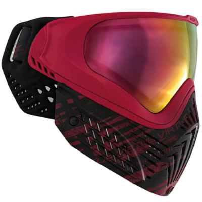 Virtue VIO EXTENDED Graphics Paintball Maske (Fire) | Paintball Sports