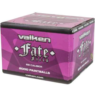 Valken Fate UV Premium Field Paintballs (2000er Karton) | Paintball Sports