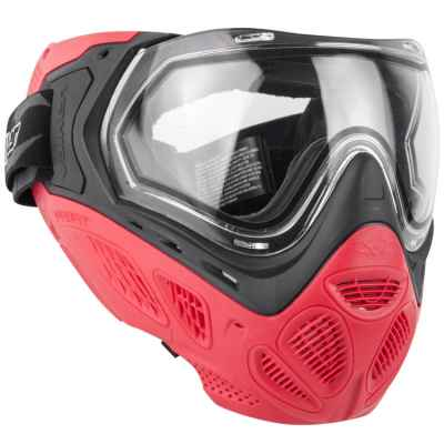 Valken Profit SC Paintball Thermal Maske (rot) | Paintball Sports
