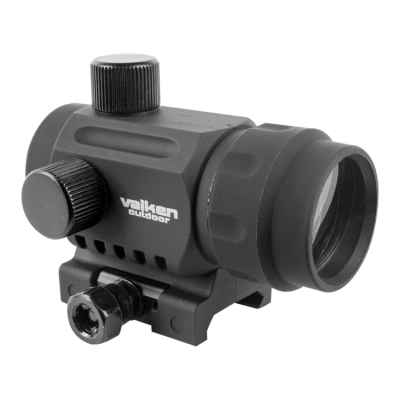 Valken Reddot Visier RDA20 für 20mm Weaverschiene (schwarz) | Paintball Sports