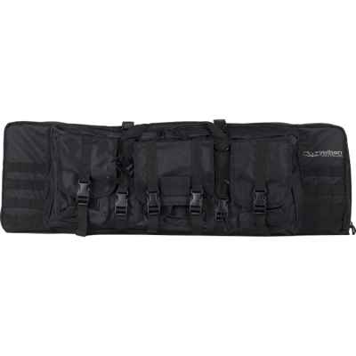 Valken Tactical Double Rifle Gun Case / Markierer Tasche (116cm) schwarz | Paintball Sports