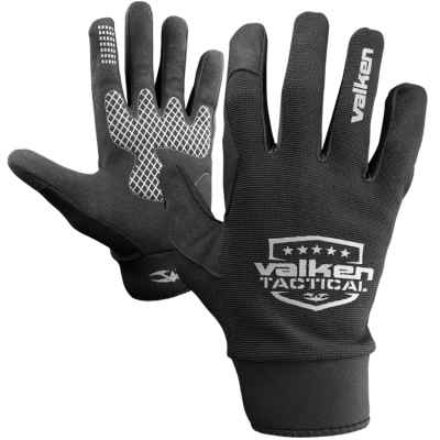 Valken Tactical Sierra II Paintball Handschuhe (schwarz) | Paintball Sports