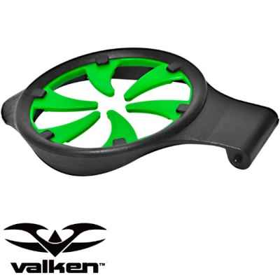 Valken V-Max Paintball Hopper Speed Feed (lime grün) | Paintball Sports