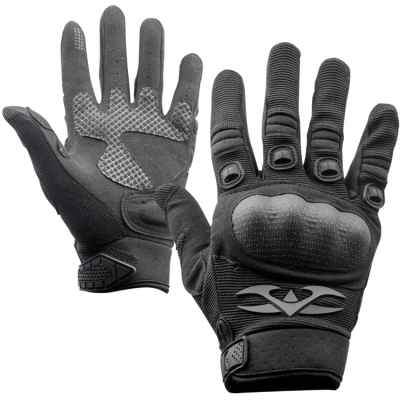 Valken Zulu Tactical Paintball Handschuhe (schwarz) | Paintball Sports