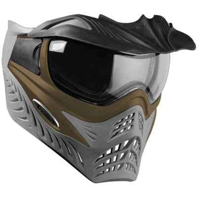V-Force Grill Paintball Thermal Maske (grau/tan) | Paintball Sports