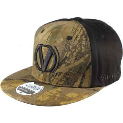 Virtue Paintball Flex Fit Hat (Camo - Outlander) | Paintball Sports