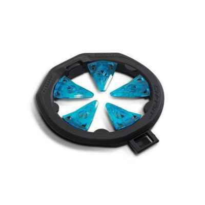 Virtue SF2 Crown für Spire 3 Hopper (cyan) | Paintball Sports