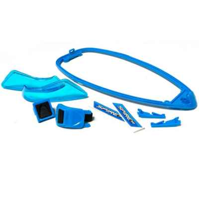 Virtue Spire 3 Paintball Hopper Color Kit (Cycan blau) | Paintball Sports