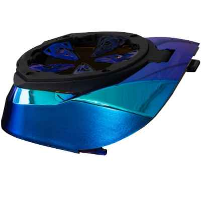 Virtue Spire Chromatic Crown SF Feed (Ice)   Paintball Sports