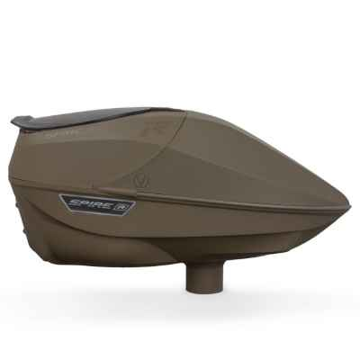 Virtue Spire IR Paintball Hopper / Loader (FDE Tan) | Paintball Sports