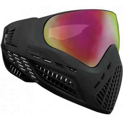 Virtue VIO Ascend Paintball Maske (Black Chromatic) | Paintball Sports