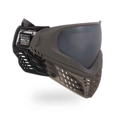 Virtue VIO Contour II Paintball Maske (Dark Slate) | Paintball Sports